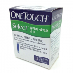 Que Thử Đường OneTouch Select (10 que)